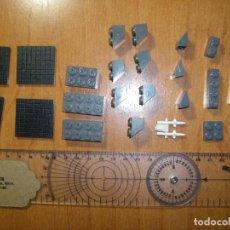 Juegos construcción - Tente: LOTE DE 26 PIEZAS DE TENTE. Lote 157126782