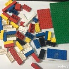 Juegos construcción - Tente: ORIGINAL DE LOS AÑOS 70 ANTIGUO LOTE PIEZAS TENTE LEGO. Lote 158414318