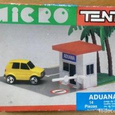 Juegos construcción - Tente: MICRO TENTE ADUANA REF: 0433. Lote 161893186
