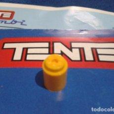 Juegos construcción - Tente: TENTE ( CILINDRO ) COLOR AMARILLO. Lote 162521954