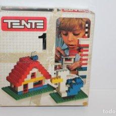 Juegos construcción - Tente: TENTE CAJA TENTE 1 - REF: 0401. Lote 162562034