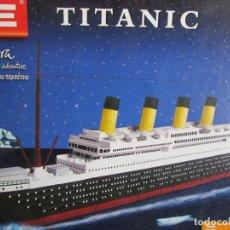 Juegos construcción - Tente: TENTE TITANIC. Lote 163555434
