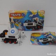 Juegos construcción - Tente: TENTE ASTRO, CENTRO MOVIL DE CONTROL, EXIN REF 0651, COMPLETO, CAJA E INSTRUCCIONES. Lote 164195282