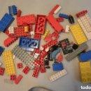 Juegos construcción - Tente: CONJUNTO LOTE DE 110 PIEZAS CONSTRUCCION LEGO, POLLY Y TENTE AÑOS 80. Lote 164584302