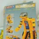 Juegos construcción - Tente: TENTE EXIN SERIE ROBLOCK. ROBOT PERSUS AÑO 1985. REFERENCIA 0790. Lote 164651190