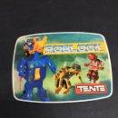 Juegos construcción - Tente: PEGATINA ORIGINAL TENTE DE LA EPOCA. Lote 164755308