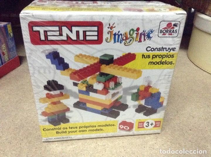 TENTE IMAGINE (Juguetes - Construcción - Tente)
