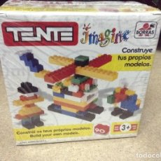 Juegos construcción - Tente: TENTE IMAGINE. Lote 167722346