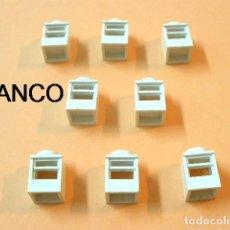 Jogos construção - Tente: TENTE VENTANA 1X1 A1B. COLOR BLANCO. Lote 168146016