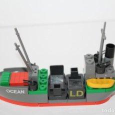 Juegos construcción - Tente: TENTE BARCO OCEAN. Lote 168445868