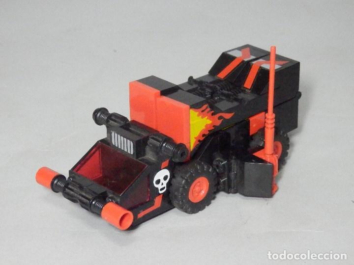 Juegos construcción - Tente: Tente Roblock 0767 Black Fighter - Foto 3 - 168485132