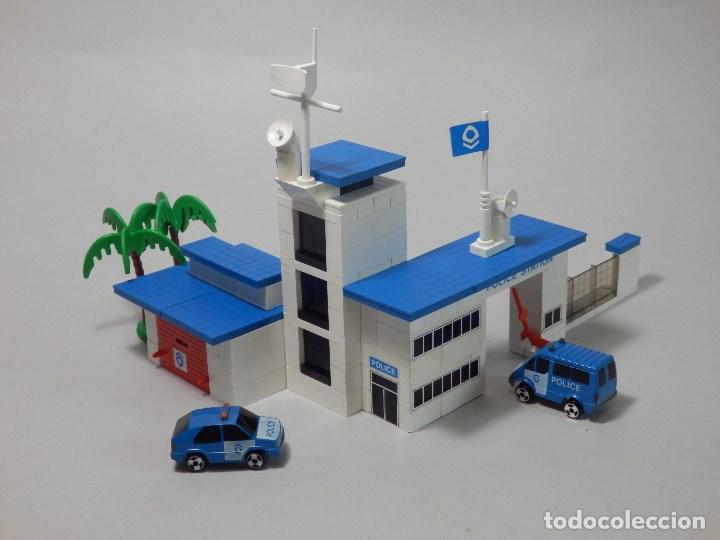TENTE MICRO 0424 ESTACION DE POLICIA (Juguetes - Construcción - Tente)