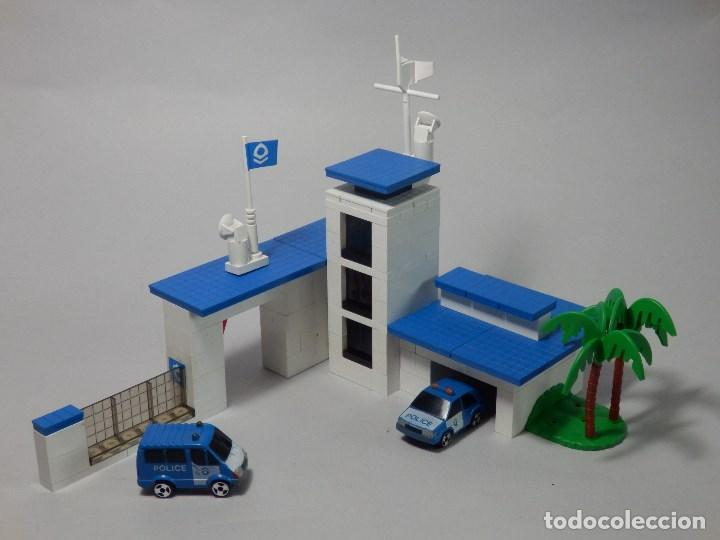 Juegos construcción - Tente: Tente Micro 0424 Estacion de policia - Foto 2 - 168487044