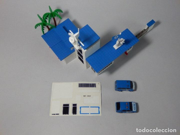 Juegos construcción - Tente: Tente Micro 0424 Estacion de policia - Foto 3 - 168487044