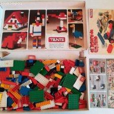 Juegos construcción - Tente: TENTE EXIN REF. 0403 CAJA 3 + 350 PIEZAS. Lote 170313824