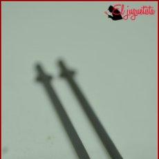 Juegos construcción - Tente: TENTE - MASTIL INCLINADO GRIS BORRAS X2. Lote 170974813