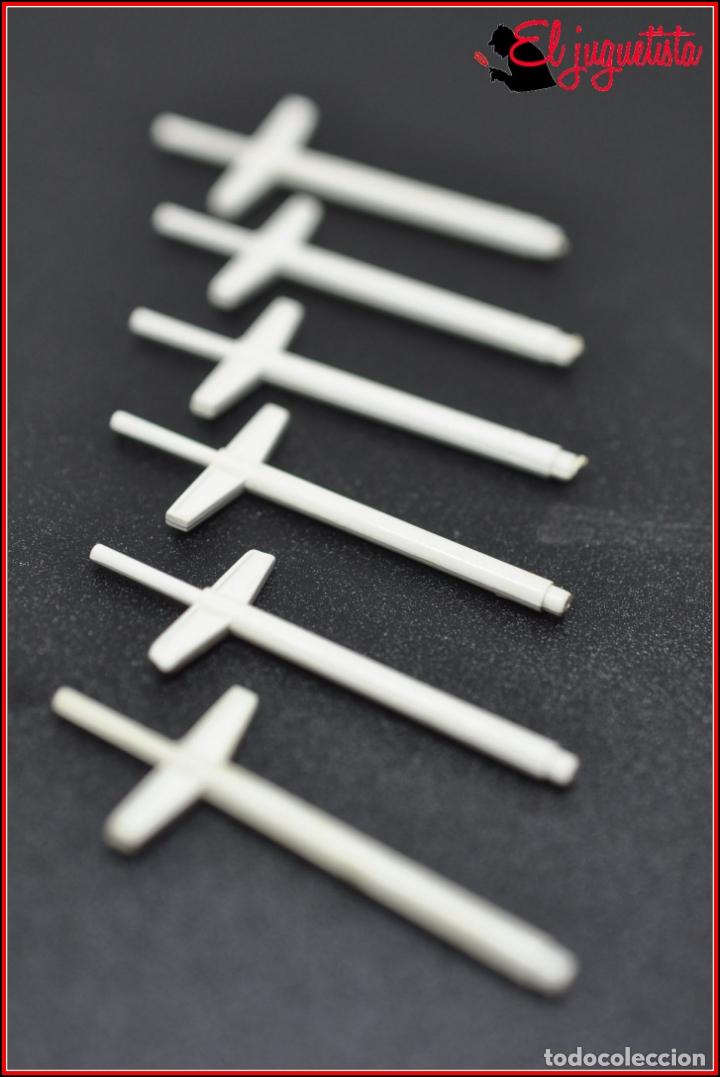 TENTE - MASTIL CRUZ BLANCO X6 (Juguetes - Construcción - Tente)