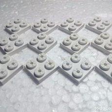 Jogos construção - Tente: BLANCO PLACA 2X2 - TENTE (12 UNIDADES). Lote 190295073