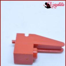 Juegos construcción - Tente: TENTE - BASE GRUA ROJO . Lote 171159990