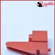 Juegos construcción - Tente: TENTE - BASE GRUA ROJO . Lote 171160007