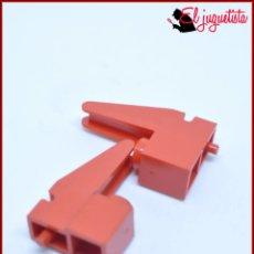 Juegos construcción - Tente: TENTE - BASE GRUA ROJO X2. Lote 171160025