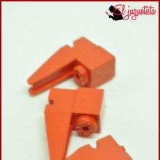 Juegos construcción - Tente: TENTE - BASE GRUA ROJO X3. Lote 171160079