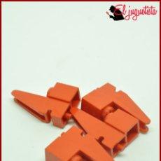 Juegos construcción - Tente: TENTE - BASE GRUA ROJO X4. Lote 171160080