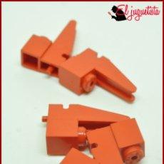 Juegos construcción - Tente: TENTE - BASE GRUA ROJO X5. Lote 171160088