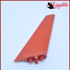 Juegos construcción - Tente: TENTE - ALA ALETA COLA HELICOPTERO ROJO. Lote 171160663