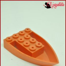 Juegos construcción - Tente: TENTE EXIN - PROA NARANJA. Lote 171347179