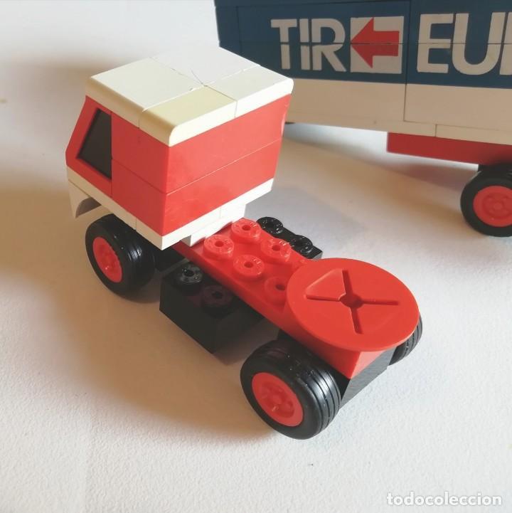 Juegos construcción - Tente: TENTE RUTA (EXIN). REF 683 CAMIÓN EUROPA TIR - Foto 4 - 172117258