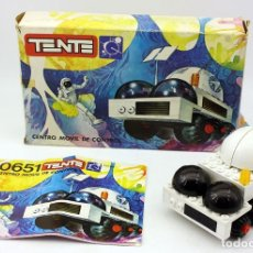 Juegos construcción - Tente: TENTE ASTRO - REF. 0651 - CENTRO MOVIL DE CONTROL - EN SU CAJA ORIGINAL Y CON INSTRUCCIONES - EXIN. Lote 172724584
