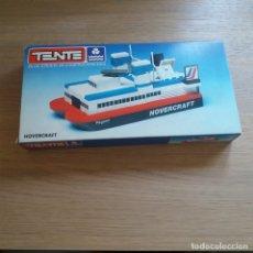 Juegos construcción - Tente: TENTE EXIN 0616. MAR OCEANIS. HOVERCRAFT PEGASO. PIEZAS NUEVAS. COMPLETO CON CAJA E INSTRUCCIONES. Lote 172929535