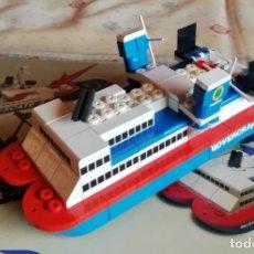 Juegos construcción - Tente: TENTE MAR OCEANIS (EXIN). REF 642 HOVERCRAFT. Lote 172997935