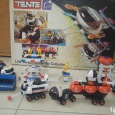 Juegos construcción - Tente: TENTE LOS VEHICULOS DE LAS GALAXIAS 0552. Lote 173166718