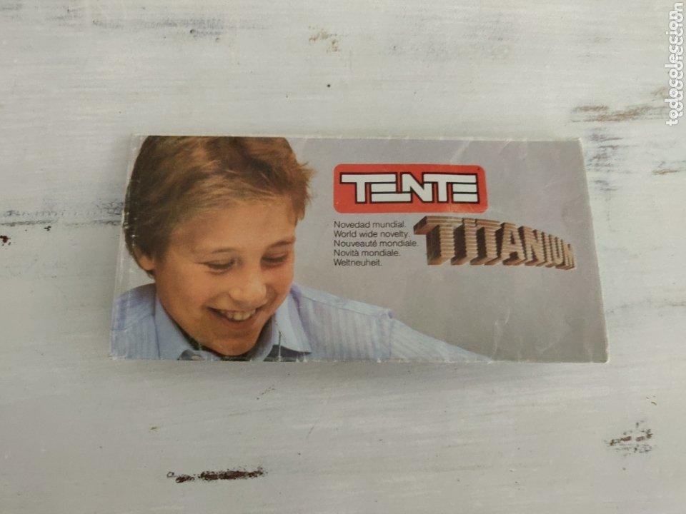 Juegos construcción - Tente: Catálogo muy escaso de Tente con las novedades Roblock - Foto 8 - 173978838