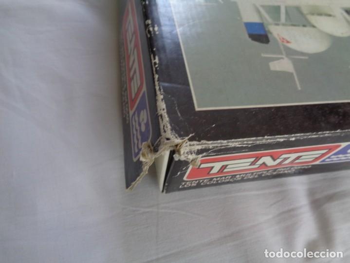 Juegos construcción - Tente: Juego de Tente - Los Colosos del Oceano - con sus tapas originales y las instrucciones - Foto 5 - 174067404