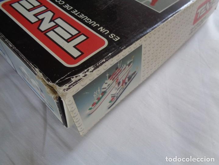 Juegos construcción - Tente: Juego de Tente - Los Colosos del Oceano - con sus tapas originales y las instrucciones - Foto 6 - 174067404