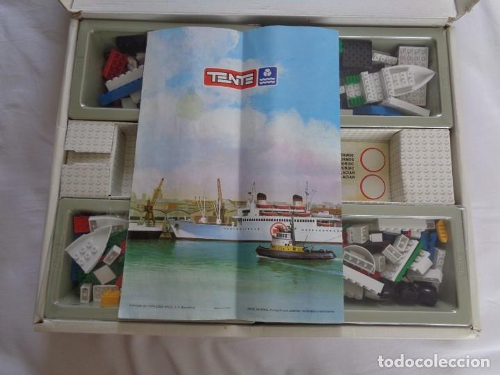 Juegos construcción - Tente: Juego de Tente - Los Colosos del Oceano - con sus tapas originales y las instrucciones - Foto 21 - 174067404