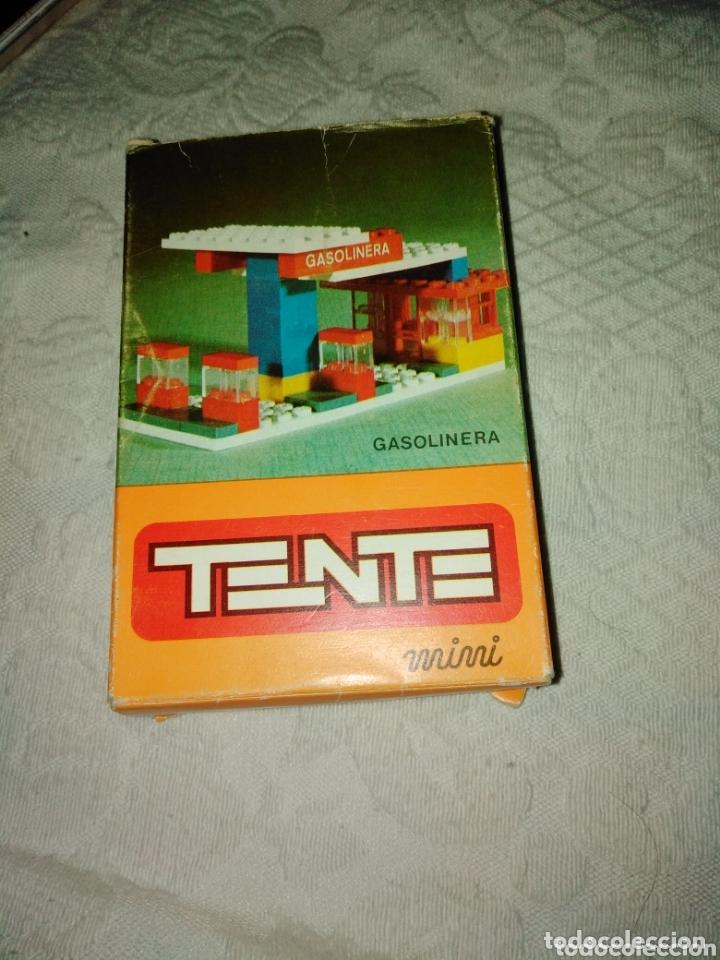 MIMI TENTE 509 GASOLINERA (Juguetes - Construcción - Tente)