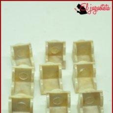 Juegos construcción - Tente: ORTYUK - EXIN CASTILLOS - CORNISA X9. Lote 175150858