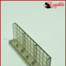 Juegos construcción - Tente: OLEK1 - TENTE - PANEL VALLA CIERRE TRANSPARENTE AHUMADO. Lote 175718362