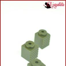 Juegos construcción - Tente: OLEK1 - TENTE CAQUI SCORPION - 1X1 REJILLA PERSIANA X3. Lote 194972492