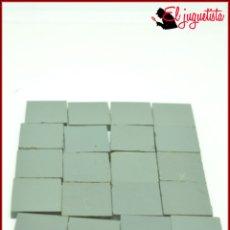Juegos construcción - Tente: OLEK1 - TENTE GRIS (NAVAL) - 2X2H LISA X20. Lote 175976468