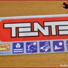 Juegos construcción - Tente: OLEK1 - TENTE - FOLLETO PUBLICIDAD 1984. Lote 176471637