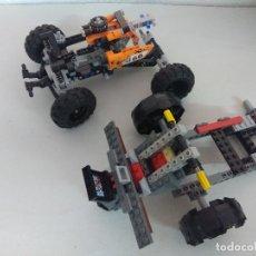 Juegos construcción - Tente: LOTE DE RESTOS PIEZAS LEGO.. Lote 177472848