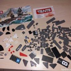 Juegos construcción - Tente: LOTE BARCO TENTE 0703. Lote 177734153