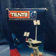Juegos construcción - Tente: JUEGO TENTE SERIE ESPACIAL - BASE VIGIA CÓSMICA. REF. 0723 . Lote 178777322