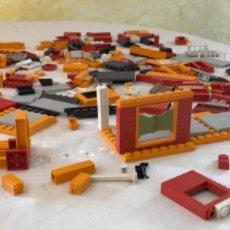 Juegos construcción - Tente: TENTE EXIN FAR WEST OESTE PIEZAS BAR TABERNA ESTABLO SALON CARRUAGES TENTE OESTE AÑOS 70 1,1 KG . Lote 178860222
