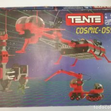 Juegos construcción - Tente: TENTE COSMIC-0557 CAJA, BANDEJA, INSTRUCCIONES Y CATÁLOGO . Lote 179151216